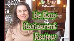 VLOG #50**Be Raw Restaurant Dallas Texas** Raw Day 67 orJANics 50nRaw