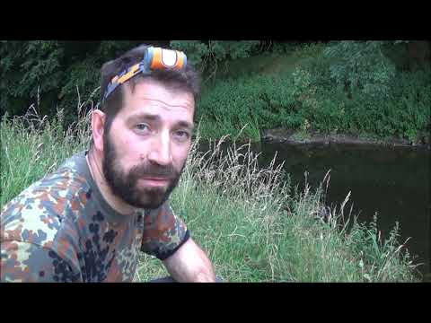 Barbel Fishing In Shallow Water,   Persistence Pays Off   July 2019