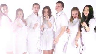 Люди в белом!!! Самая крутая реклама медицинской одежды!!! Студенты медики в роли самих себя(Реальные студенты медики в самой необычной рекламе медицинской одежды! сайт: http://www.lechikrasivo.ru/ VKontakte: http://vk.com/me..., 2016-03-10T21:46:54.000Z)