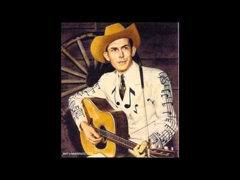 Клип Hank Williams - At the First Fall of Snow