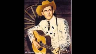 Watch Hank Williams At The First Fall Of Snow video