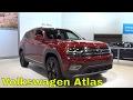 First Look | 2018 Volkswagen Atlas SEL