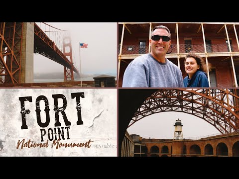 Fort Point National Historic Site - Guardian of the Bay (Vlog)