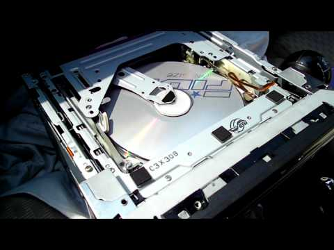 ford radio cd player fault