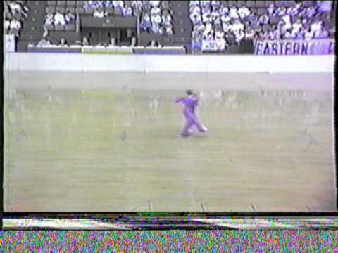 1984 U.S. Roller Skating National Championships - Junior World Class Dance Final - Harris Tango