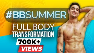 Full Body Workout for MEN & WOMEN - #BBSummer Beginners Fat Loss - BeerBiceps Gym