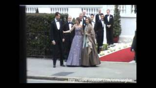 Royal Wedding RARE Queen Sofia, Prince Felipe, Princess Letizia, London Queen Party