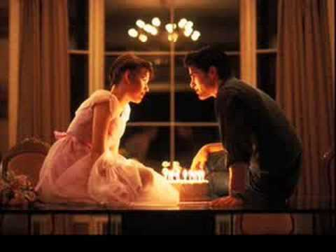 Sixteen Candles Movie song - If you were here