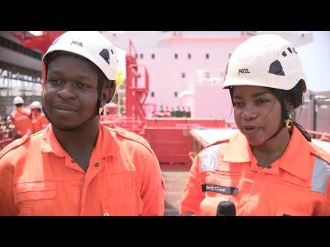 #SasolinSociety   Sasol Siyakha Fund   Nduna Maritime