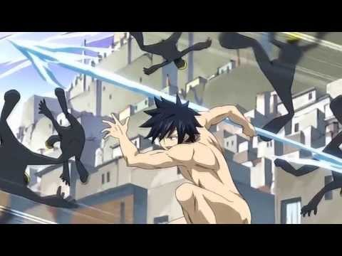 Fairy Tail x Rave Opening (FANMADE)