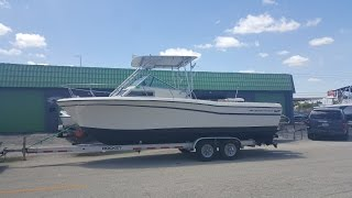 Grady White 25ft For Sale South Florida Boattential.com $8500 cash