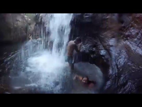 Killarney glen rock pools
