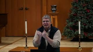 Tuesday Night Bible Study - Mike Dunlap 2-9-21