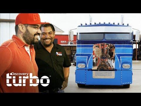 Las transformaciones más impresionantes | Texas Trocas | Discovery Turbo