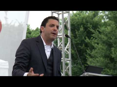 David Silverman at Reason Rally 2016