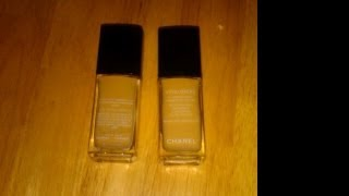 Empty and Repurchase --  Chanel Vitalumiere Thumbnail