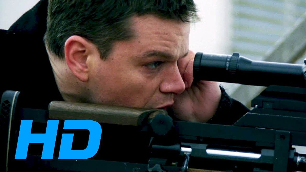 """Download """"Are You Running Treadstone?"""" [Bourne Supremacy / 2004] - Movie Clip HD"""
