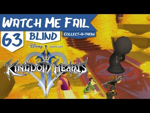 "Watch Me Fail | Kingdom Hearts II (BLIND) | 63 | ""Hot and Cold"""