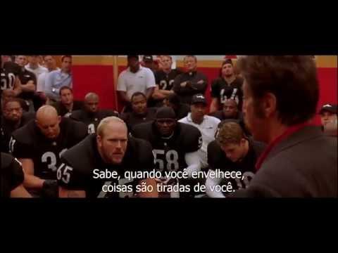 Any Given Sunday Um Domingo Qualquer Al Pacinos Speech  Legenda Português