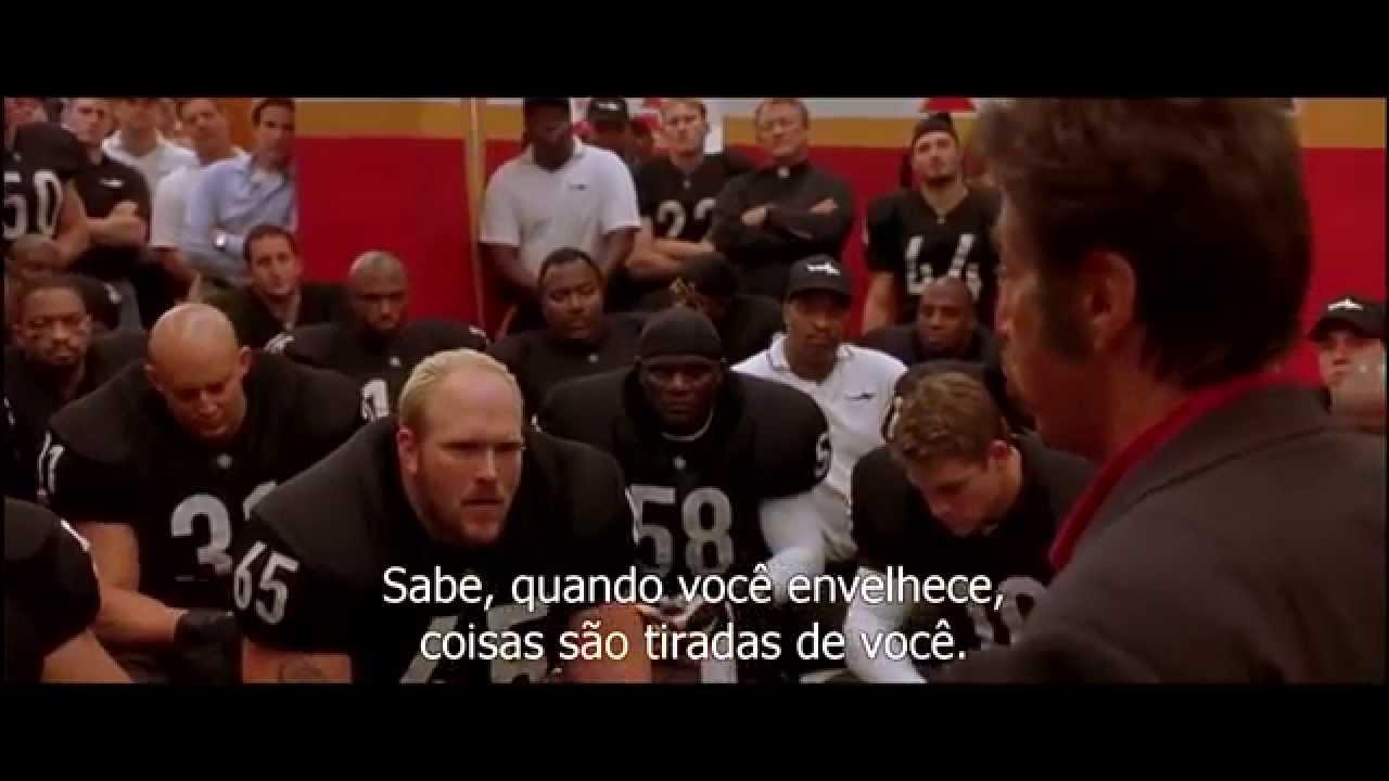 Any Given Sunday Um Domingo Qualquer Al Pacino S Speech Legenda Português