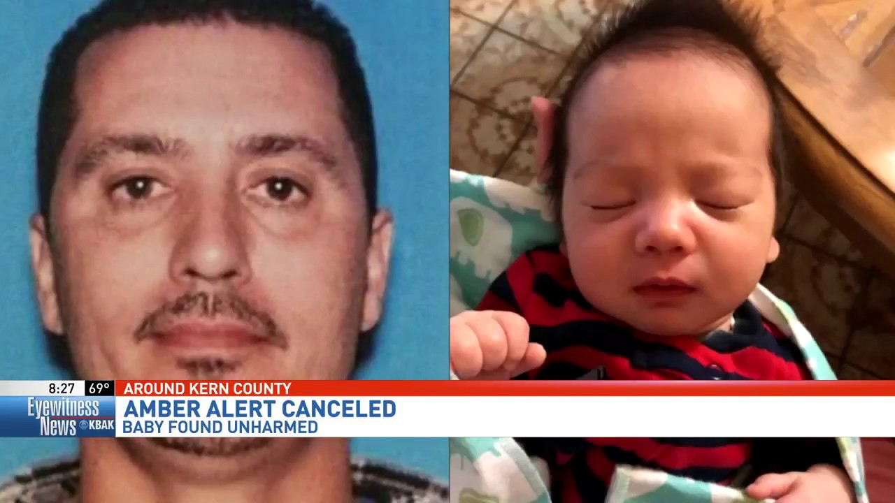 UPDATE: 1-year-old boy found, Amber Alert deactivated