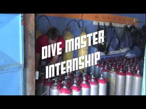 PADI Dive master internship with Rich Coast Diving in Costa Rica.