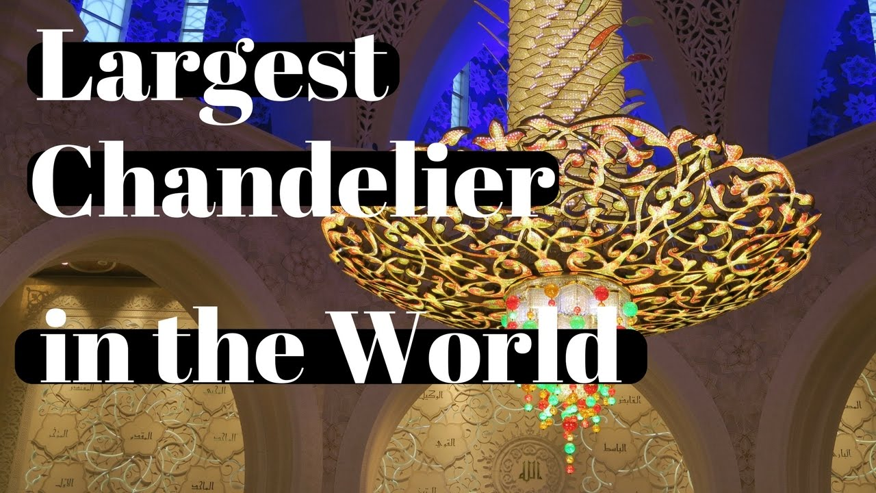 The largest chandelier in the world sheikh zayed grand mosque the largest chandelier in the world sheikh zayed grand mosque arubaitofo Image collections
