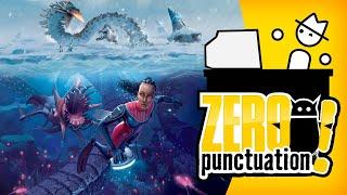Subnautica: Below Zero (Zero Punctuation) (Video Game Video Review)