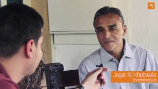 World Sparrow Day Special with Jagat Kinkhabwala : Ep.3 The Interview - www.creativeyatra.com