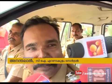 Ernakulam circle inspector response on Pulsar Suni arrested from Kochi court premises