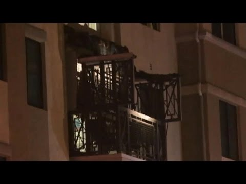 Balcony collapse kills at least five near UC Berkeley
