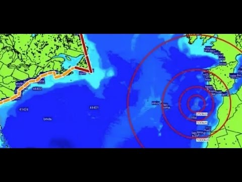 East coast tsunami drill Last Week - Did you know about it?