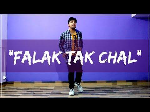 """FALAK TAK CHAL"" - Udit Narayan & Mahalaxmi Iyer (DJ Zedi Remix) | Sarthak Mishra Choreography Mp3"