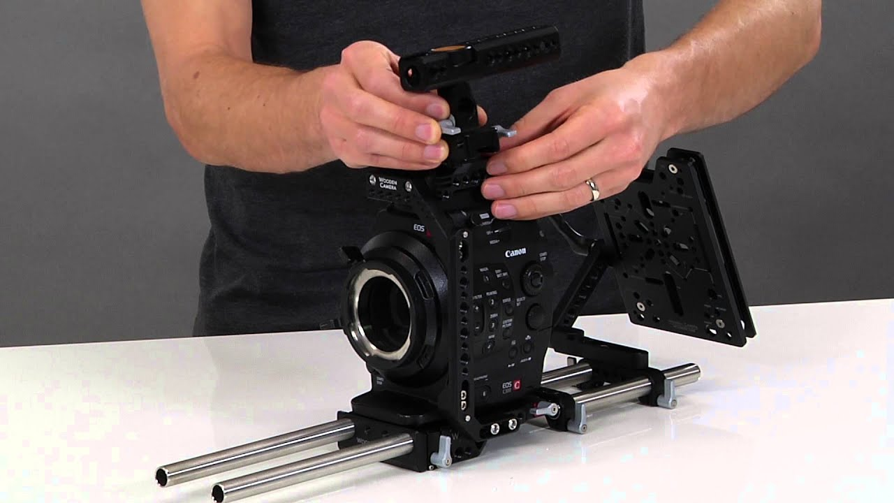 Canon C500 Accessory Kits