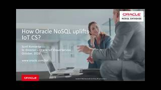 How Oracle NoSQL Database uplifts Oracle IoT Cloud Service video thumbnail