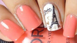 Paris Nails Bundle Monster Bm H18 Bm 419 Nail Stamping