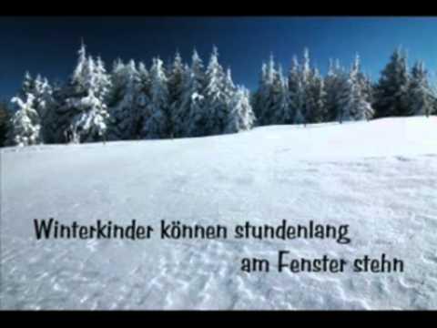 Winterkinder Rolf Zuckowski