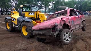 Crazy Car Crash 2017 te Bentelo