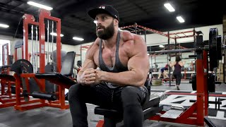 CHEST DAY TRY THIS... | LEAN BULK | EP. 2