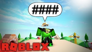 The ROBLOX Filter... (####)