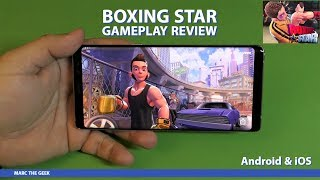 Boxing Star Gameplay Review (Android & iOS)