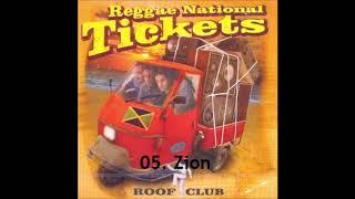 Reggae National Tickets (Alborosie) - Roof Club 2000 Disco Completo Full Album