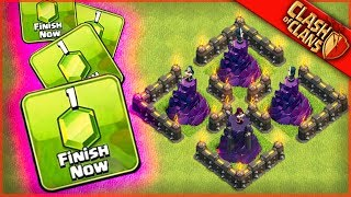 MY FAVORITE UPGRADE ▶️ Clash of Clans ◀️ ..IT'S PROBABLY YOURS TOO