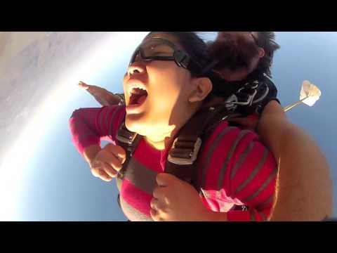 Camela of Jacksonville, FL | Tandem Skydive