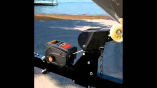 Master Lock 2953AT 12-Volt DC Portable Winch