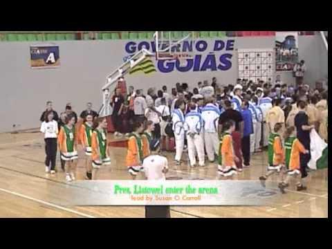 World student games Brazil 2003
