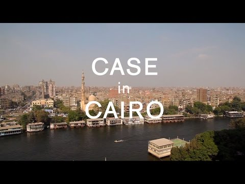 Case in Cairo