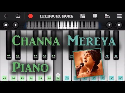 channa mereya slow version mp3 free download
