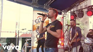 Dierks Bentley - Burning Man (Live From The Today Show)