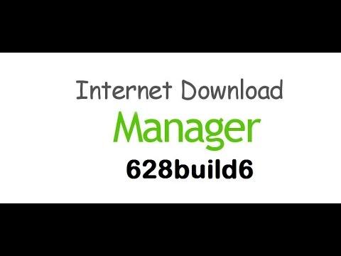 Idm 628 Build 6 + Crack